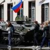 غلبه ارتش اوکراین بر جدایی طلبان طرفدار روسیه