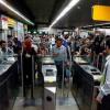 مشکلات حادثهساز در مترو تهران ادامه دارد