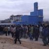 تجمع اعتراضی صدها تن از کارگران نیشکر هفته تپه