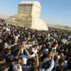 حکم زندان برای شرکت کنندگان روز کوروش بزرگ در پاسارگاد!