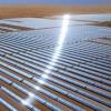 بزرگترین نیروگاه خورشیدی دنیا در دبی افتتاح می شود.