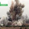 قتلعام مردم کُرد عفرین بوسیله ارتش ترکیه