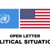 OPEN LETTER: GRAVE POLITICAL SITUATION IN IRAN POST ON NOVEMBER 2018