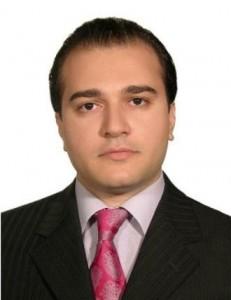 شاهین زینعلی فعال پان ایرانیست