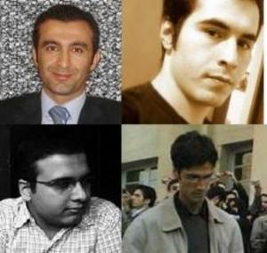 ابولفضل عابدینی، حسین رونقی، سما نورانی و مهدی خدایی