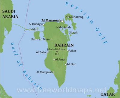bahrain-map